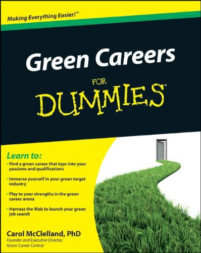 9780470529607: Green Careers For Dummies