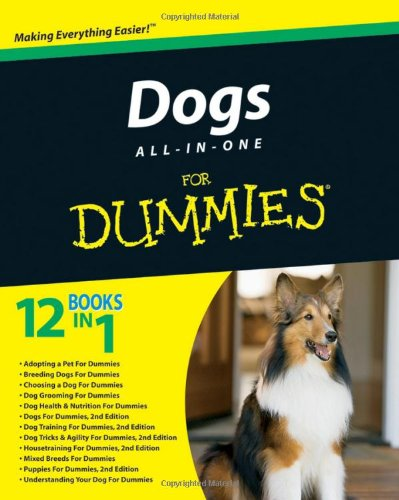 Dogs All-in-One For Dummies: Consumer Dummies