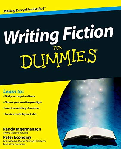 9780470530702: Writing Fiction for Dummies