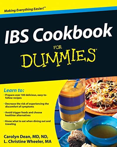 9780470530726: IBS Cookbook For Dummies
