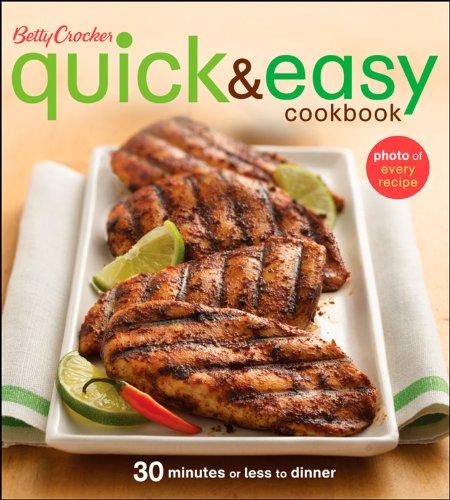 9780470530771: Betty Crocker Quick and Easy Cookbook (Betty Crocker Books)