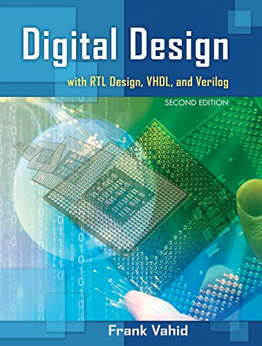 Digital Design with RTL Design, VHDL, and: Vahid, Frank