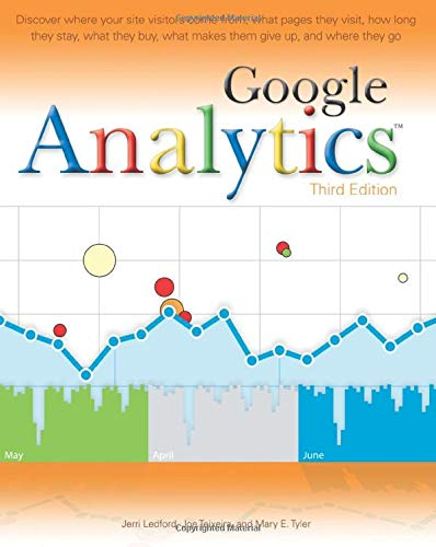 9780470531280: Google Analytics, 3rd Edition