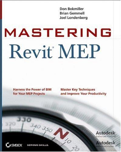 9780470531983: Mastering Revit MEP