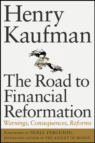 9780470532126: The Road to Financial Reformation: Warnings, Consequences, Reforms