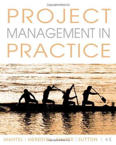 9780470533017: Project Management in Practice