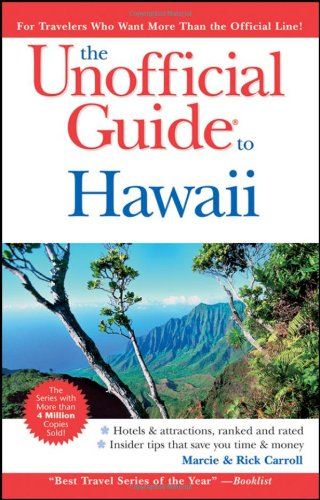 9780470533253: The Unofficial Guide to Hawaii (Unofficial Guides)