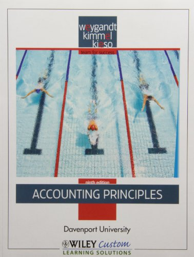 accounting principles ninth edition answers
