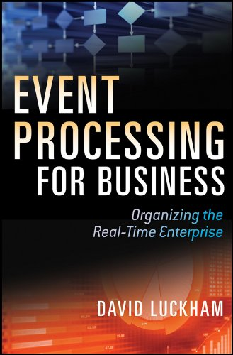 Event Processing for Business : Organizing the Real-Time Enterprise: Luckham, David C.