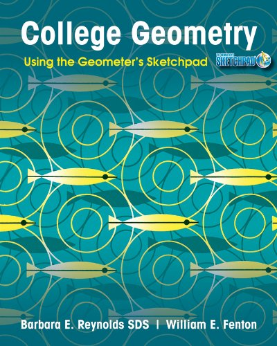 9780470534939: College Geometry: Using the Geometer's Sketchpad
