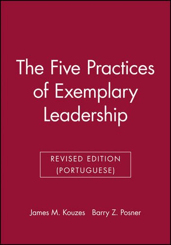 9780470536353: The Five Practices of Exemplary Leadership (J-B Leadership Challenge: Kouzes/Posner)