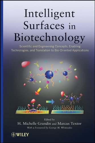 9780470536506: Intelligent Surfaces in Biotechnology: Scientific and Engineering Concepts, Enabling Technologies, and Translation to Bio-Oriented Applications