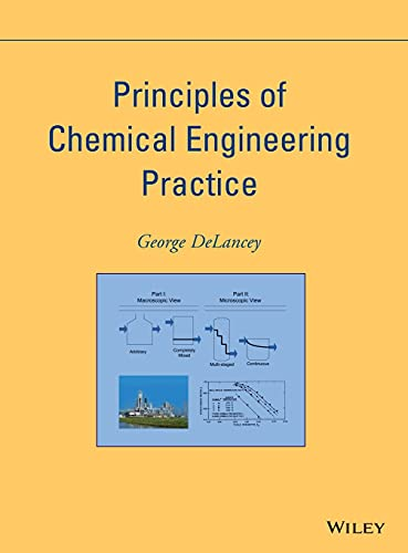 9780470536742: Principles of Chemical Engineering Practice