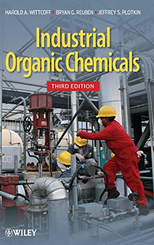 9780470537435: Industrial Organic Chemicals