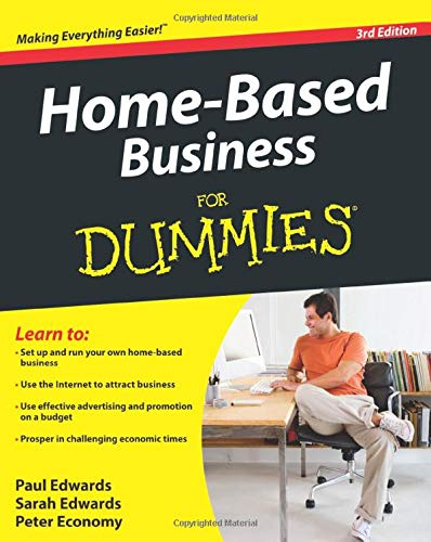 9780470538050: Home-Based Business For Dummies