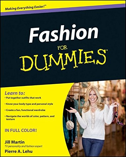 9780470539262: Fashion For Dummies
