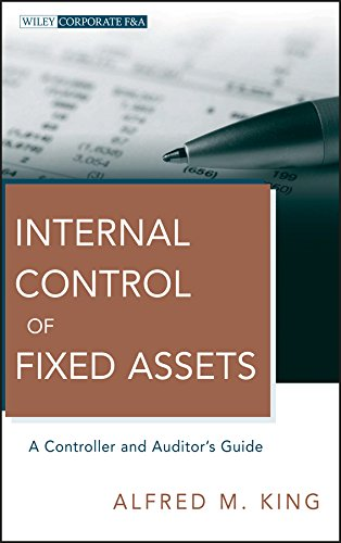 9780470539408: Internal Control of Fixed Assets: A Controller and Auditor's Guide