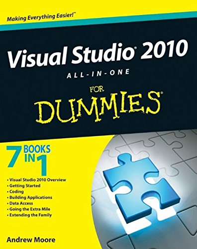 9780470539439: Visual Studio 2010 All-in-One For Dummies