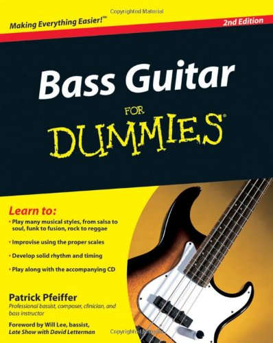 9780470539613: Bass Guitar For Dummies