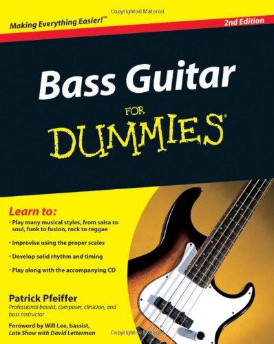 9780470539613: Bass Guitar For Dummies