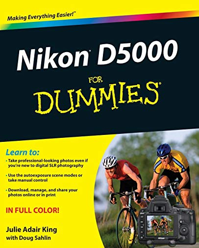 9780470539699: Nikon D5000 For Dummies