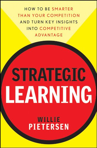 9780470540695: Strategic Learning: How to Be Smarter Than Your Competition and Turn Key Insights into Competitive Advantage