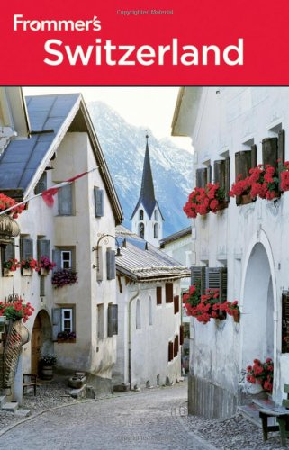 9780470541258: Frommer's Switzerland (Frommer's Complete Guides)