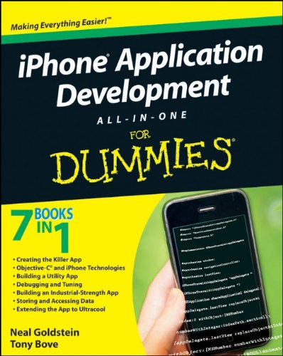 9780470542934: iPhone Application Development All-In-One for Dummies