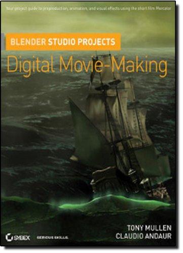 9780470543139: Blender Studio Projects