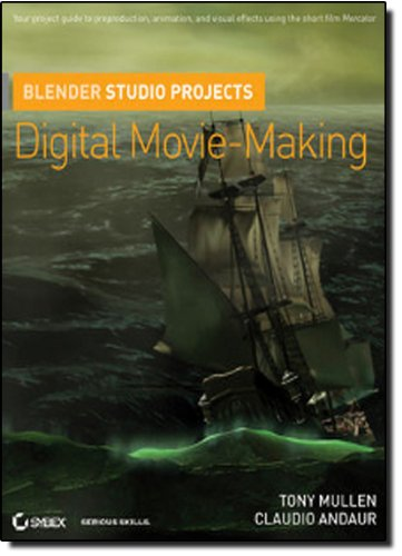 9780470543139: Blender Studio Projects