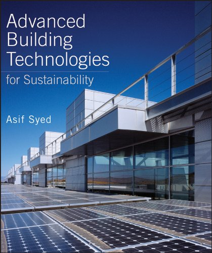9780470546031: Advanced Building Technologies for Sustainability