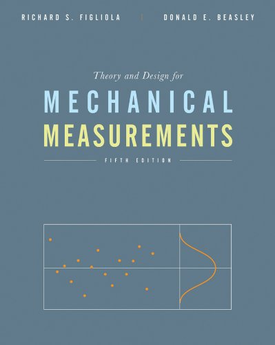 9780470547410: Theory and Design for Mechanical Measurements