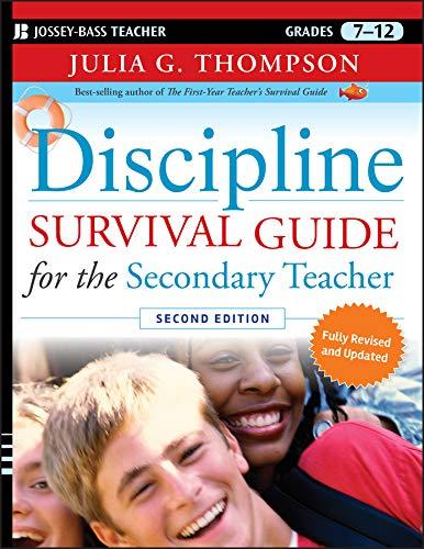 9780470547434: Discipline Survival Guide for the Secondary Teacher