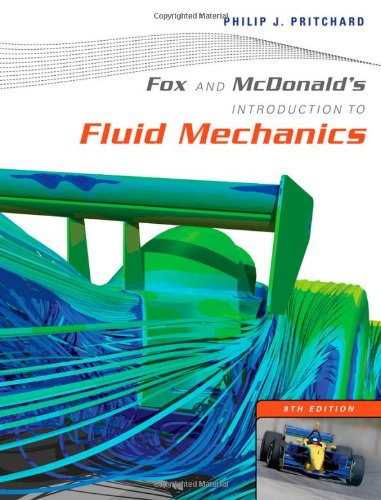 9780470547557: Fox and McDonald's Introduction to Fluid Mechanics
