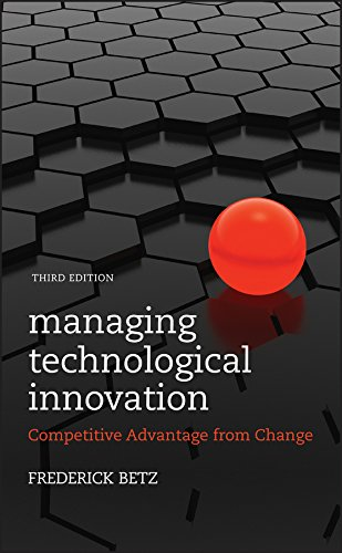 9780470547823: Managing Technological Innovation: Competitive Advantage from Change