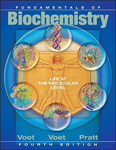 9780470547847: Fundamentals of Biochemistry: Life at the Molecular Level