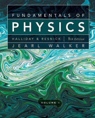 9780470547892: Fundamentals of Physics, Chapters 1-20 (Volume 1)