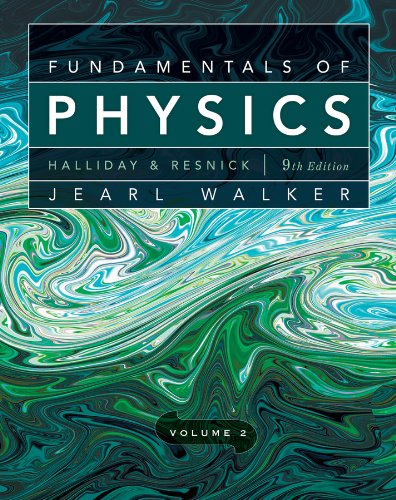 9780470547908: Fundamentals of Physics, Volume 2 (Chapters 21 - 44)