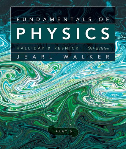 9780470547939: Fundamentals of Physics, Chapters 21-32 (Part 3)