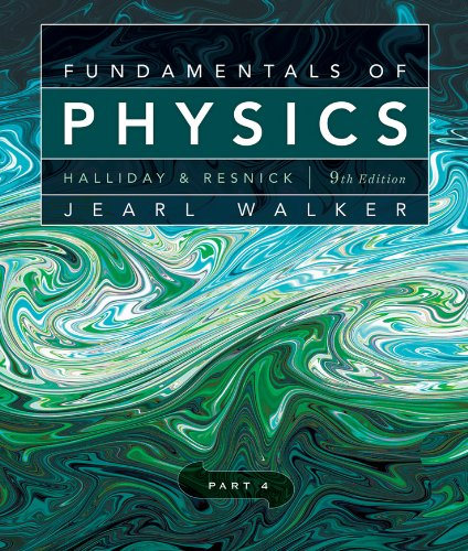 9780470547946: Fundamentals of Physics: Chapters 33-37