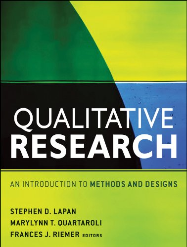 9780470548004: Qualitative Research: An Introduction to Methods and Designs