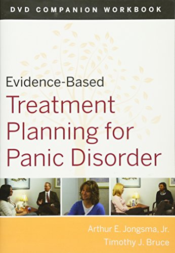 9780470548158: Evidence-Based Treatment Planning for Panic Disorder Workbook