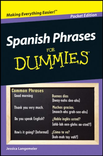 9780470548295: Spanish Phrases for Dummies