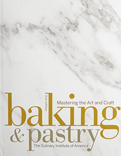 9780470549490: Baking & Pastry: Mastering the Art and Craft [With Study Guide]
