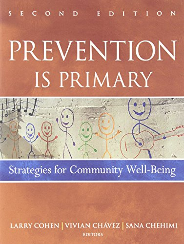 9780470550953: Prevention Is Primary: Strategies for Community Well Being