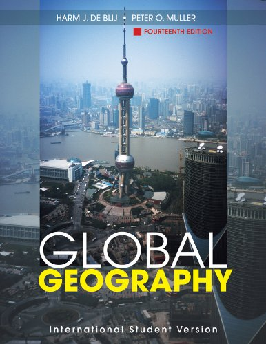 9780470553039: Global Geography, 14Th Edition, International Student Version