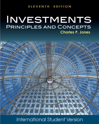 9780470553077: Investments: Principles and Concepts