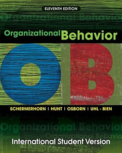 organizational behaviour glossary Organizational behaviour glossary 360 degree feedback performance appraisal that uses the input of superiors, subordinates, peers, and clients or customers of the appraised individual.