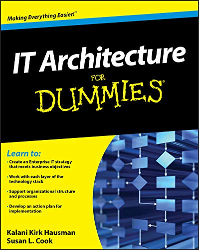 9780470554234: IT Architecture for Dummies