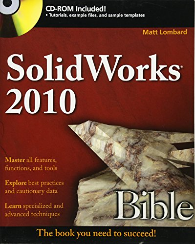 9780470554814: SolidWorks 2010 Bible